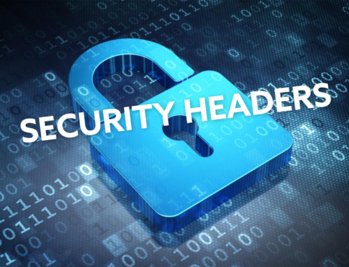 Adding Recommended Security Headers